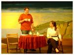 All in the Timing (Sure Thing) - 2011; Kevin Becker as Bill, Christine Madden as Betty