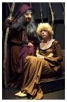 Into the Woods - 2009; Mary Clare Meyer as the Witch, Britt Paige as Rapunzel